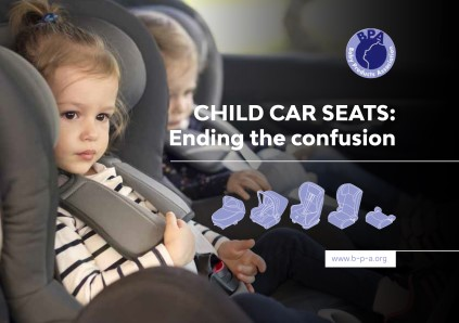 Comprehensive car seat guide available to download
