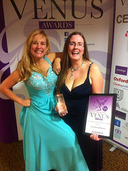 Christine McRitchie recognised in business awards