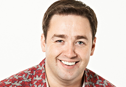 Jason Manford headlines in Harrogate