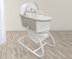 PurFlo's reinvention of the Moses Basket