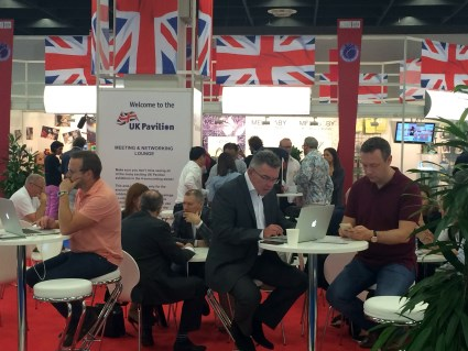 Don't miss GREAT British products in Hall 4.1